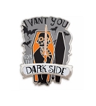 Disney Halloween Pin - Darth Vader - I Vant You