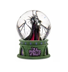 Disney Snow Globe - Maleficent - I'm a Monster at Heart - Light-Up