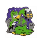 Disney Halloween Pin - Donald Duck in Costume
