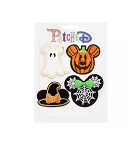 Disney Iron On Patch Set - Patched - Halloween