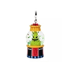 Disney Snowglobe Ornament - Oogie Boogie - Mini