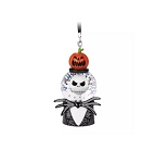 Disney Snowglobe Ornament - Jack Skellington - Mini