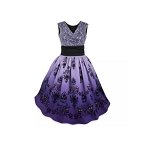 Disney Dress for Women - The Dress Shop - Haunted Mansion Wallpaper