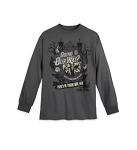 Disney Long Sleeve Shirt for Men - Haunted Mansion - Going Our Way
