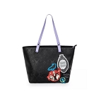 Disney Loungefly Tote - The Haunted Mansion - Black
