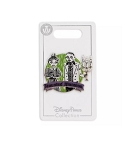 Disney Haunted Mansion Pin - Two Hosts