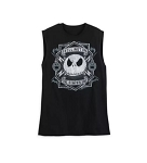 Disney Sleeveless Shirt for Men - Jack Skellington - Pumpkin King