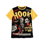 Disney Shirt for Men - Captain Hook - Disney Villains