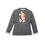 Disney Pullover for Women - Mickey Reversible Sequin - Briar Rose Gold