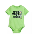 Disney Infant Bodysuit - Buzz Lightyear - Space Ranger in Training