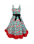 Disney Dress for Women - The Dress Shop - Mickey and Minnie Floral