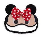 Disney Sleep Eye Mask - Minnie Mouse with Bow