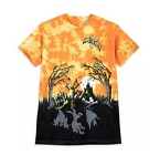 Disney Shirt for Adults - Halloween 2019 - Mickey ad Friends - Tie Dye