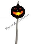 Disney Halloween Straw - Tire Pumpkin - Light up