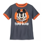 Disney Shirt for Adults - Halloween 2019 - Mickey Mouse Fang Club