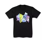 Disney Shag Shirt for Adults - The Haunted Mansion - 31 Ghosts