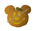 Disney Sugar Cookie - Halloween Mickey Mouse Pumpkin