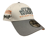 Disney Hat - Baseball Cap - Star Wars Galaxy's Edge - Logo