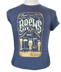 Disney Mens Shirt - 2019 Food & Wine Festival - Brews Around the World