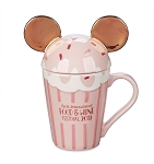 Disney Mug with Lid - 2019 Epcot Food and Wine Festival - Cupcake