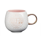 Disney Coffee Mug - 2019 Food and Wine - Mickey & Minnie - Rose Gold