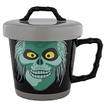 Disney Mug with Lid - Hatbox Ghost - Haunted Mansion - Heat Sensitive