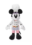 Disney Plush - 2019 Food and Wine Festival - Chef Minnie Mouse