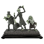 Disney Figurine - The Haunted Mansion - Hitchhiking Ghosts - Light Up