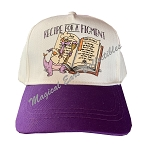 Disney Hat - Baseball Cap - 2019 Food & Wine - Recipe for a Figment