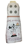 Disney Apron - 2019 Epcot Food and Wine - Chef Minnie