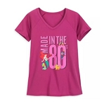 Disney T-Shirt for Women - Disney Character - Made in the 80's