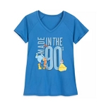 Disney T-Shirt for Women - Disney Character - Made in the 90's