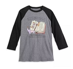 Disney Shirt for Adults - 2019 Food & Wine Festival - Figment - Raglan