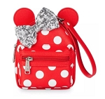 Disney Loungefly Backpack Wristlet - Minnie Mouse