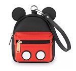 Disney Loungefly Backpack Wristlet - Mickey Mouse