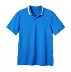 Disney Nike Polo Shirt for Men - Mickey Mouse Performance - Blue Print