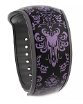 Disney Magic Band 2 - The Haunted Mansion - Black