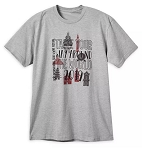 Disney T-Shirt for Men - 2019 Food and Wine Festival - Taste Your Way