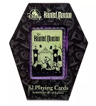 Disney Playing Cards - The Haunted Mansion - Coffin shaped
