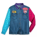 Disney Denim Jacket for Women - The Mickey Mouse Club
