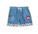 Disney Denim Shorts for Women - The Mickey Mouse Club