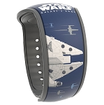 Disney Magic Band 2 - Star Wars Galaxy's Edge - Blue