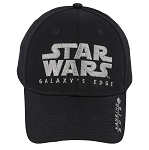 Disney Hat - Baseball Cap - 2019 Star Wars Galaxy's Edge - Black