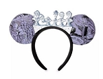 Disney Ears Headband - The Haunted Mansion Graveyard