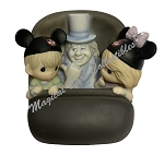 Disney Precious Moments Figure - Haunted Mansion - Always Room for One More