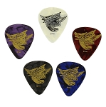 Disney Guitar Pick - Rock n Roller Coaster - Color Choice