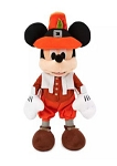 Disney Plush - 2019 Thanksgiving - Mickey Mouse