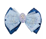 Disney Hair Bow - Elsa - Light-Up