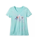 Disney Shirt for Women - Frozen - Dream of Magic