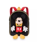 Disney Backpack Bag - Mickey Mouse Plush Doll with Backpack